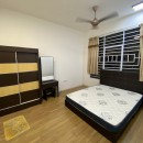 Nearby Public Transport Fully Furnished Room for Rent Sentul