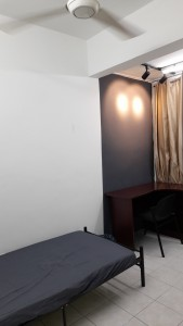HIGH SPEED INTERNET Middle room for rent at Bandar Botanic with PRIVATE ?BATHROOM in Klang