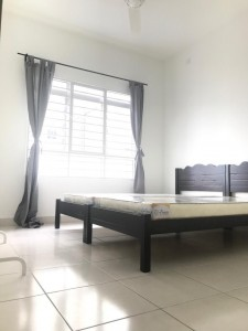 FREE Utilities Fully Furnished Room at Cheras