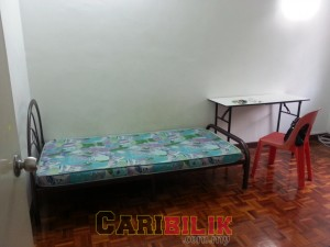 Furnished room for rent in USJ 20