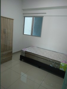 Walking distance to LRT Station, Small Room for Rent at Bukit Jalil RM480/month