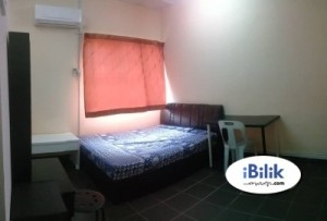 Room Available For Rent at PJS 10 , Bandar Sunway with Free Wifi