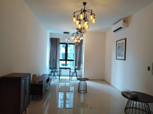 D'SARA SENTRAL RESIDENCE, SUNGAI BULOH FOR RENT WITH FULLY FURNISHED