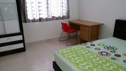 NEW!!! Room to let at Section 19, Petaling Jaya With Free Wifi