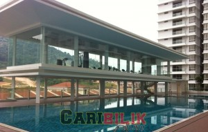PV2 Condo For rent RM1800 high floor 2 carpark