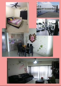 ~Koi Kinrara, Puchong Fully Furnished Middle Room for Rent~