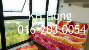 Master Bedroom For Rent ( The Place Condo, Cyberjaya)