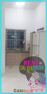 PARTIALLY FURNISHED SALVIA APARTMENT, KOTA DAMANSARA FOR RENT