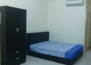 Weekly Cleaning Room To let at Alam Impian With Fully Facilities, Free Maintenance