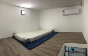 Complete Facilities Unit To let at Taman Sea, PJ With Fully Facilities, Free Maintenance