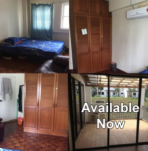 Middle Room to let Pantai