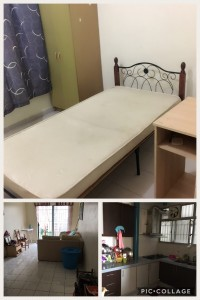 Small room for rent - urgent