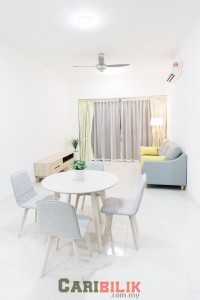 BRAND NEW FULLY FURNISHED ICON CITY RESIDENCE, KELANA JAYA PJ FOR RENTING MOVE IN CONDITION