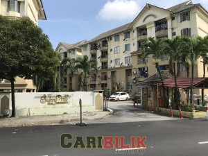 Room For Rent @ Subang Ville Ehsan Apartment