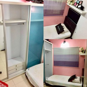 Small room Plaza Medan putra - Beverly 1 Posted by Brandon on 08-Apr 2018