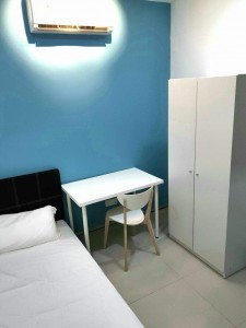 Premium Room for Rent near MRT Station, Fully Furnished!!