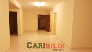 NEWLY PAINTED PALM SPRING CONDO, KOTA DAMANSARA FOR RENT