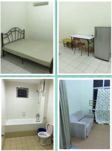 Big Master Room For Rent In Casa Subang, USJ 1-Direct Owner