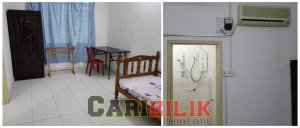 Fully Furnished Middle Room For Rent @ Bandar Laguna Merbok, Sungai Petani