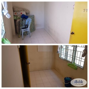 Middle room for rent!!! Kantan Court Apartment @ B2 Block