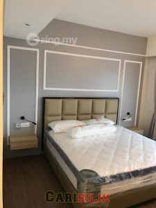 Master&Middle room for rent at bukit jalil