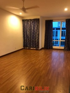 Spacious Master room for rent