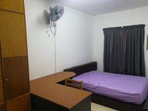 Fully Furnished and Superb Condition Room for Rent @ Endah Regal