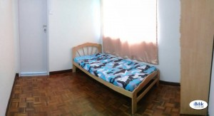 Medium Room Available Rent,Near Jusco with W-IFI