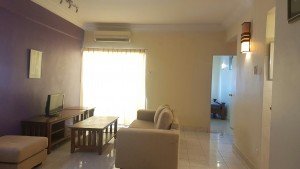 CORNER LOT FULLY FURNISHED PELANGI DAMANSARA CONDOMINIUM, PERSIARAN SURIAN