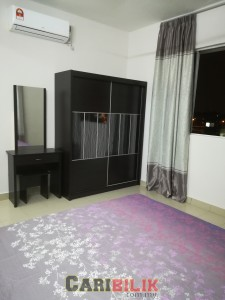 Puncak Damansara Condo Master Room Fully Furnished With Air Cond & Own Bathroom