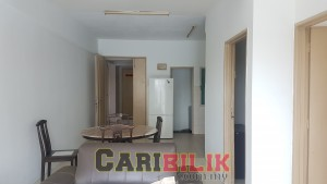 NEWLY PAINTED THE HERON RESIDENCY, PUCHONG FOR RENT
