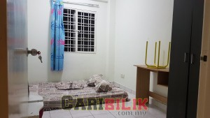 MEDIUM ROOM INCLUDED UTILITY & WIFI CHEAPER RENT AT PELANGI DAMANSARA CONDO