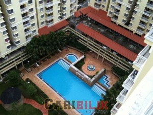 PV3 For rent RM1800 Semi Furnish 4R 2BR 1 car park