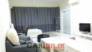 CORNER LOT FULLY FURNISHED NEO DAMANSARA SUITE, DAMANSARA PERDANA STUDIO FOR RENT