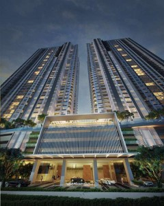 South View Bangsar South - Middle Room RM 1,100
