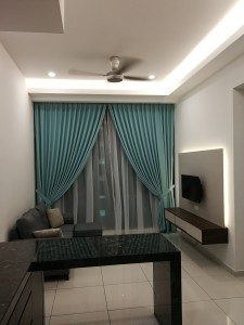 Marina Cove, New Fully Furnished 1+1 Unit for Rent