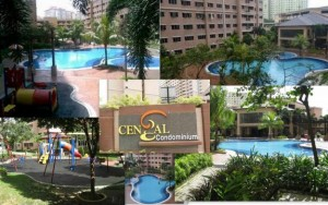 Cengal Condominium, walking distance to LRT and KTM for RENT