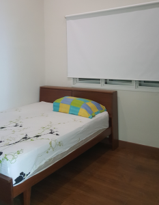 Fully furnished room for rent - Jalan Kuching