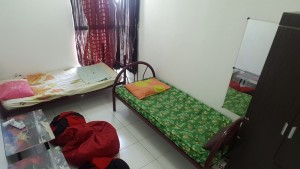 (negotiable) RM550 SIngle Person MASTER Room at Neocyber Domain 1, Cyberjaya