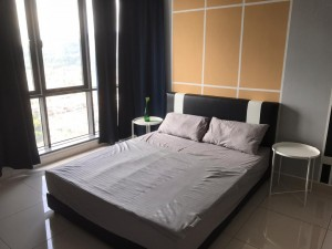 Fully Furnished Master Room - Cheras Batu 9 - Walking distance to MRT for rent