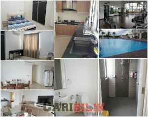 Andana Condo (near Sierra 16) - Fully Furnished Posted by Victor Ooi on 24-Dec 2017
