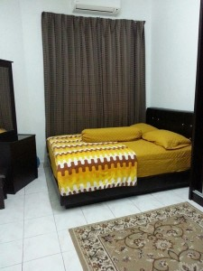 Fully Furnished Room for rent at Taman Taynton View Cheras ready to move in