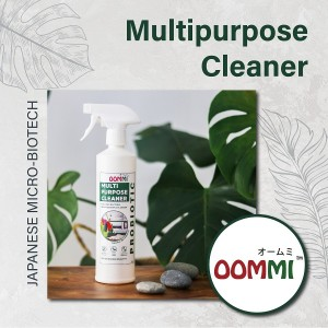 OOMMI Probiotics Multi-purpose Cleaner - 500ML