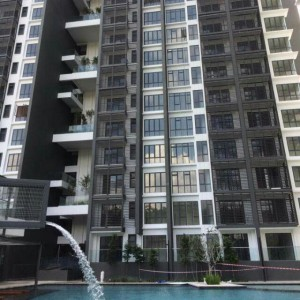 Selayang 18 New Condo not sharing room