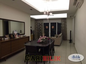 Fully Furnished Master Room Attached Bathroom@ Subang Olives Residence