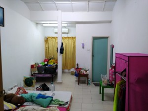 Medium Room to Let with Attached Washroom Near LRT Station