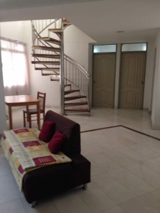 Penthouse Master-Room RM500 (1-3 persons)