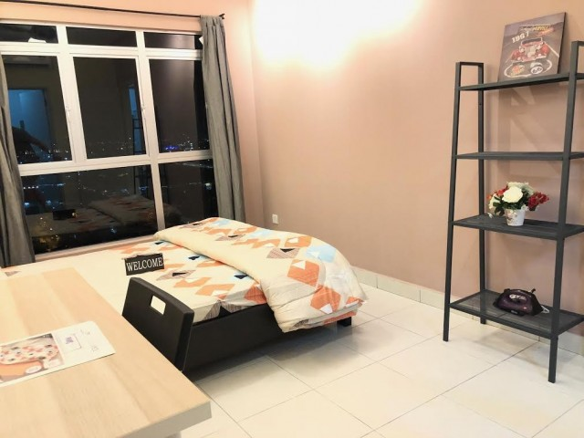 Master Bedroom to let Setapak