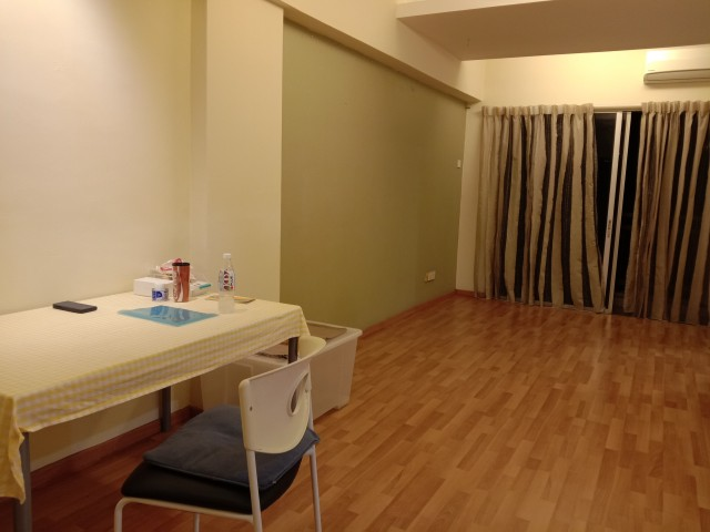 Cozy Private Room@Pelangi Damansara-Walking Distance to MRT Station & The Curve