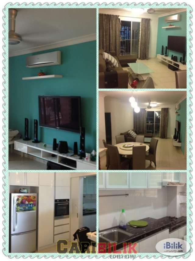 PV 13 Big Medium Aircon FULLY Furnished room Available Now!!!